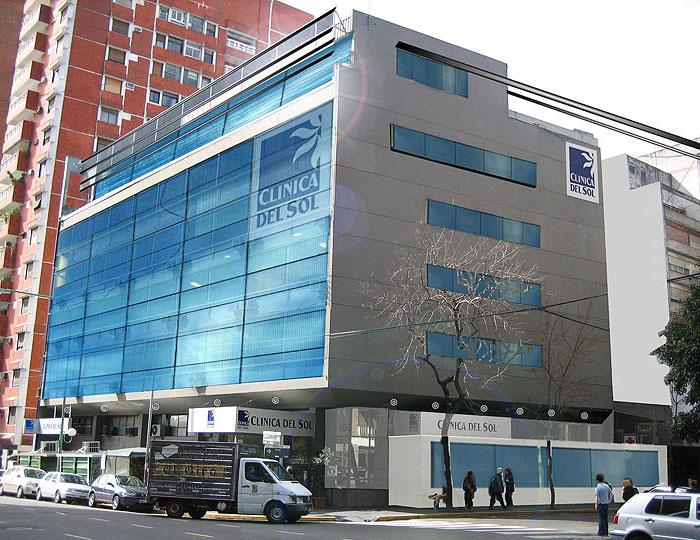 Rga arquitectura construcciones for Del sol centro